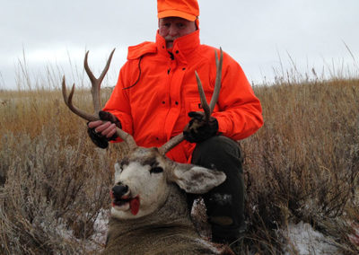 Crooked Creek Outfitters 2014 Deer Hunts