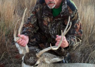 Crooked Creek Outfitters 2015 Firearm Deer Hunts