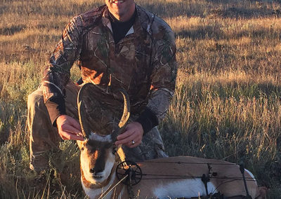 Crooked Creek Outfitters 2016 Antelope Archery Hunts