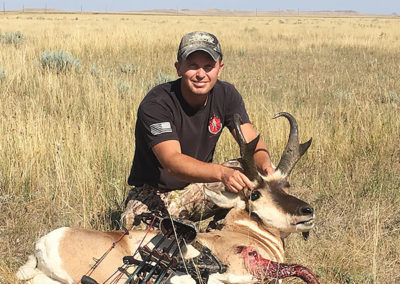 Crooked Creek Outfitters 2017 Antelope Archery Hunts