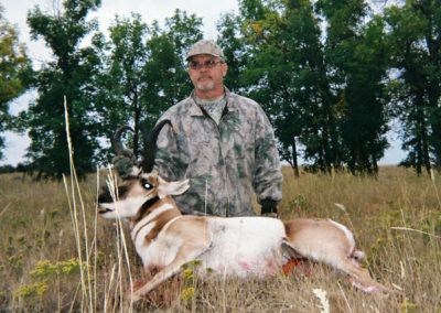 2011 Crooked Creek Outfitters, LLC Past Antelope Hunts