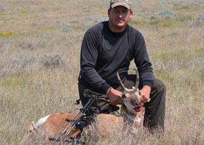 2012 Crooked Creek Outfitters, LLC Past Antelope Hunts
