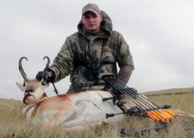 2010 Crooked Creek Outfitters, LLC Past Antelope Hunts