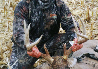 2010 Crooked Creek Outfitters Deer Hunts
