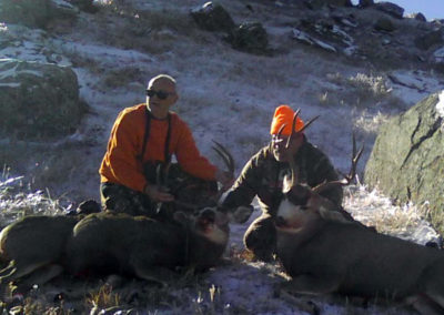2012 Crooked Creek Outfitters Deer Hunts
