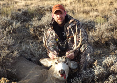 2011 Crooked Creek Outfitters Deer Hunts