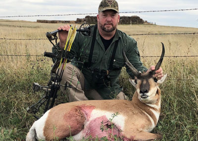 Crooked Creek Outfitters 2018 Antelope Archery Hunts