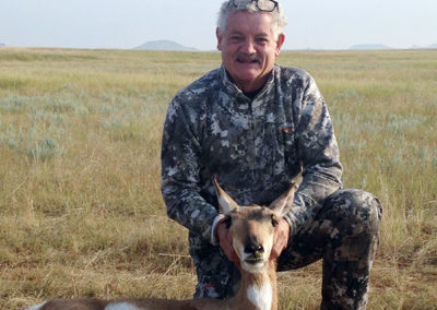 Crooked Creek Outfitters 2018 Antler-less Antelope Archery Hunt