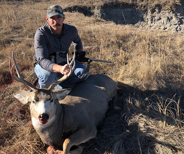 Big Game Hunting in South Dakota | Crooked Creek Outfitter, LLC