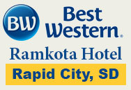 Best Western Ramkota Hotel - Rapid City, South Dakota