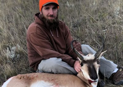 Crooked Creek Outfitters 2019 Antelope Firearm Hunt