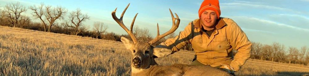 Crooked Creek Outfitters Mule Deer Hunts